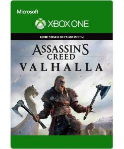 Assassin's Creed Valhalla (Assassin's Creed Вальгалла) (XBOX ONE) (Цифровая версия) (Русская версия)