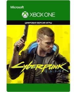 Cyberpunk 2077 (XBOX ONE) (Цифрова версія) (Російська версія)