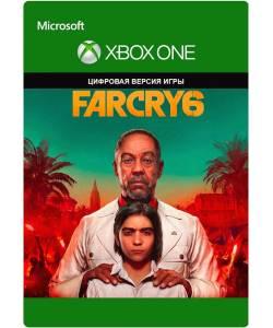 Far Cry 6 (XBOX ONE/SERIES) (Цифрова версія) (Російська озвучка)