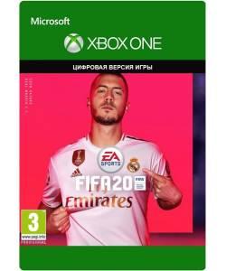FIFA20 (XBOX ONE) (Цифровая версия) (Русская версия)