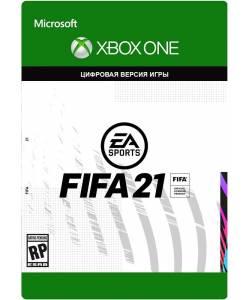 FIFA21 (XBOX ONE) (Цифровая версия) (Русская версия)