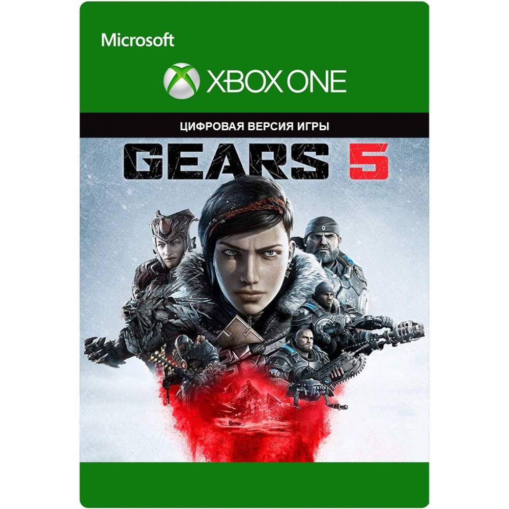 Gears 5 (XBOX ONE) (Цифрова версія) (Російська версія) (Gears 5 (XBOX ONE) (DIGITAL) (RU)) фото 2