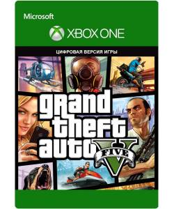 Grand Theft Auto V (XBOX ONE) (Цифрова версія) (Російська версія)