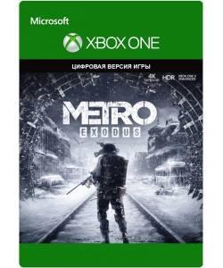 Metro Exodus (Metro Вихід) (XBOX ONE/SERIES) (Цифрова версія) (Російська версія)