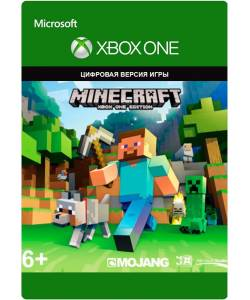 Minecraft (XBOX ONE) (Цифровая версия) (Русская версия)