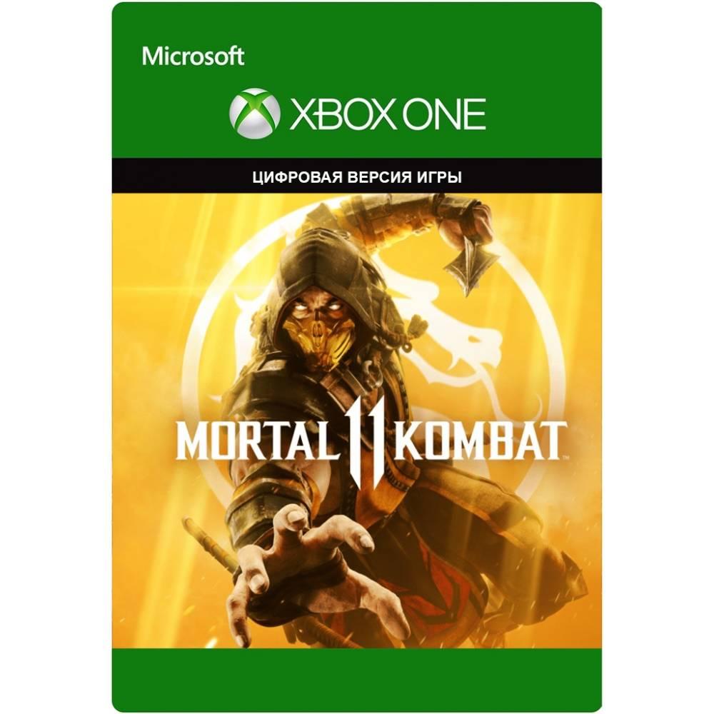 Mortal Kombat 11 (XBOX ONE/SERIES) (Цифрова версія) (Російські субтитри) (Mortal Kombat 11 (XBOX ONE/SERIES) (DIGITAL) (RU)) фото 2