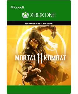 Mortal Kombat 11 (XBOX ONE/SERIES) (Цифрова версія) (Російські субтитри)
