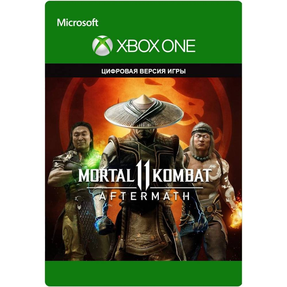 Mortal Kombat 11: Aftermath (Mortal Kombat 11: Последствия) (XBOX ONE) (Цифровая версия) (Русская версия) (Mortal Kombat 11: Aftermath (XBOX ONE) (DIGITAL) (RU)) фото 2