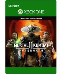 Mortal Kombat 11: Aftermath (Mortal Kombat 11: Последствия) (XBOX ONE) (Цифровая версия) (Русская версия)