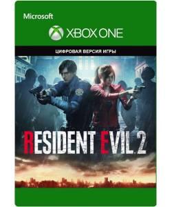 Resident Evil 2 Remake (XBOX ONE/SERIES) (Цифровая версия) (Русская версия)