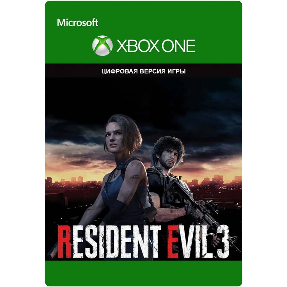 Resident Evil 3 Remake (XBOX ONE) (Цифровая версия) (Русская версия) (Resident Evil 3 Remake (XBOX ONE) (DIGITAL) (RU)) фото 2