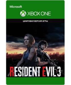 Resident Evil 3 Remake (XBOX ONE) (Цифровая версия) (Русская версия)