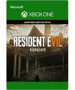 Resident Evil 7 (XBOX ONE) (Цифрова версія) (Російська версія)