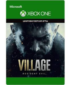 Resident Evil 8: Village (XBOX ONE/SERIES) (Цифровая версия) (Русская версия)