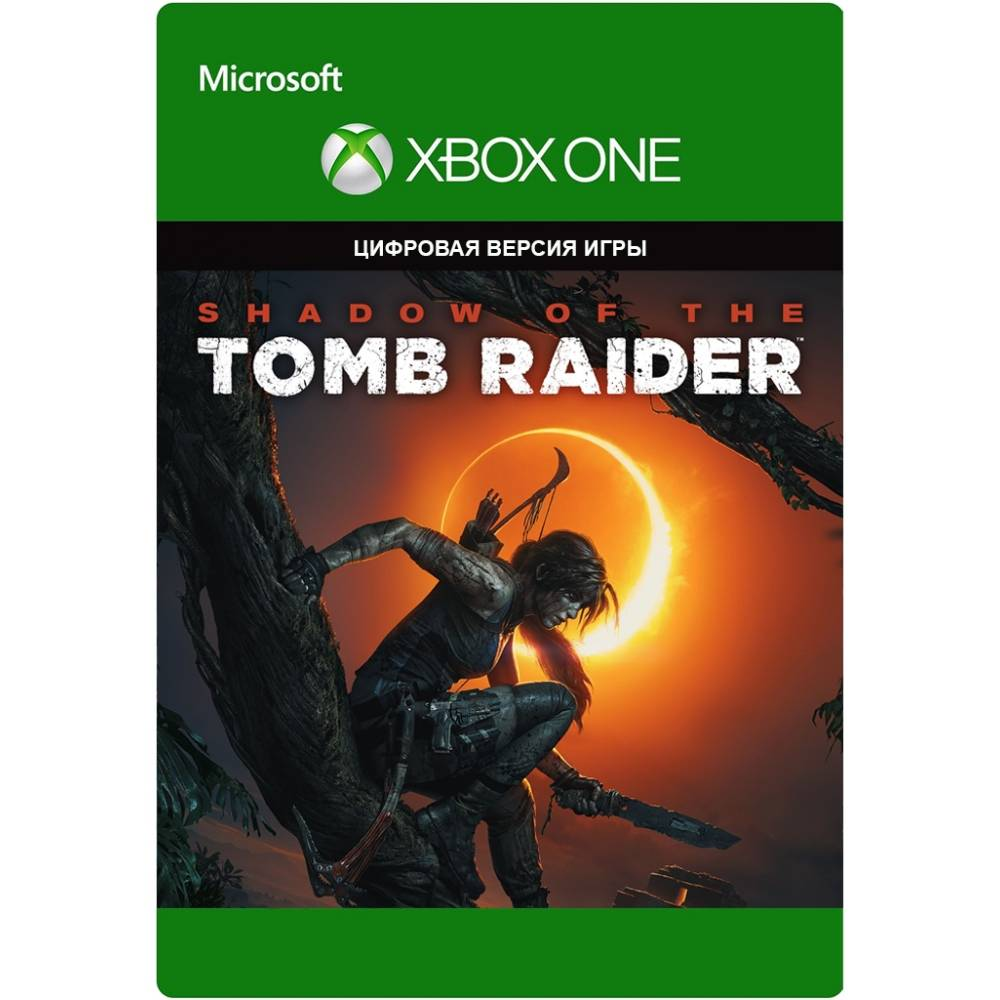 Shadow of the Tomb Raider (XBOX ONE) (Цифровая версия) (Русская версия) (Shadow of the Tomb Raider (XBOX ONE) (DIGITAL) (RU)) фото 2