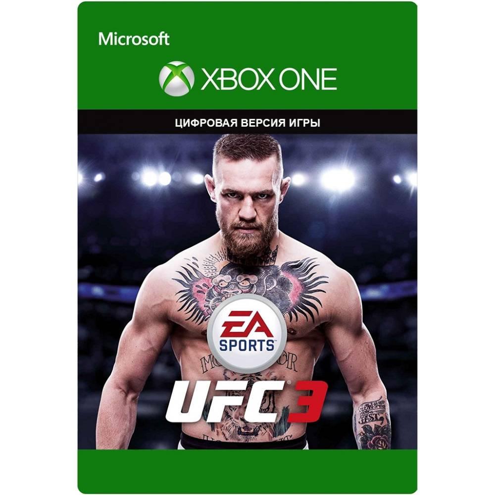 UFC3 (XBOX ONE) (Цифрова версія) (Російська версія) (UFC3 (XBOX ONE) (DIGITAL) (RU)) фото 2