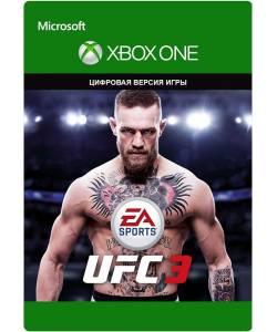UFC3 (XBOX ONE) (Цифрова версія) (Російська версія)