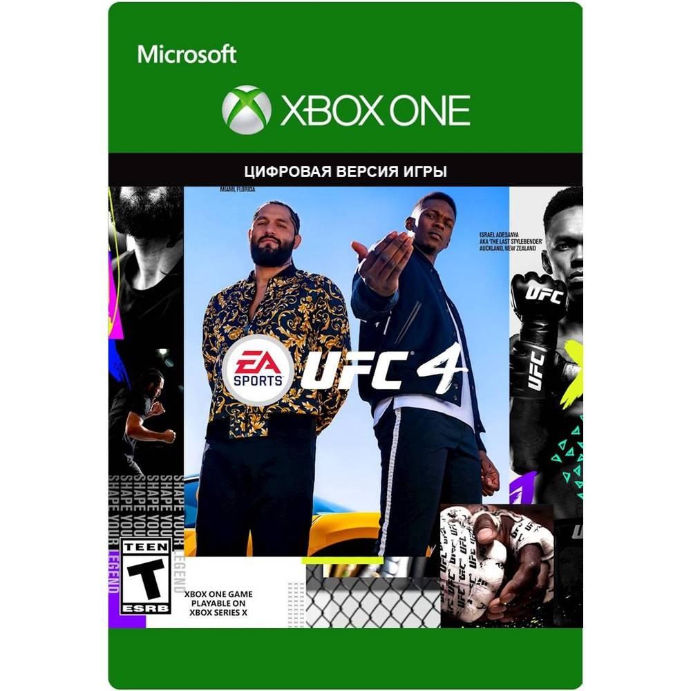 UFC4 (XBOX ONE/SERIES) (Цифровая версия) (Русские субтитры) (UFC4 (XBOX ONE/SERIES) (DIGITAL) (RU)) фото 2