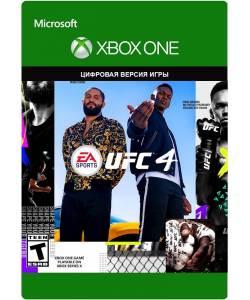 UFC4 (XBOX ONE) (Цифровая версия) (Русская версия)