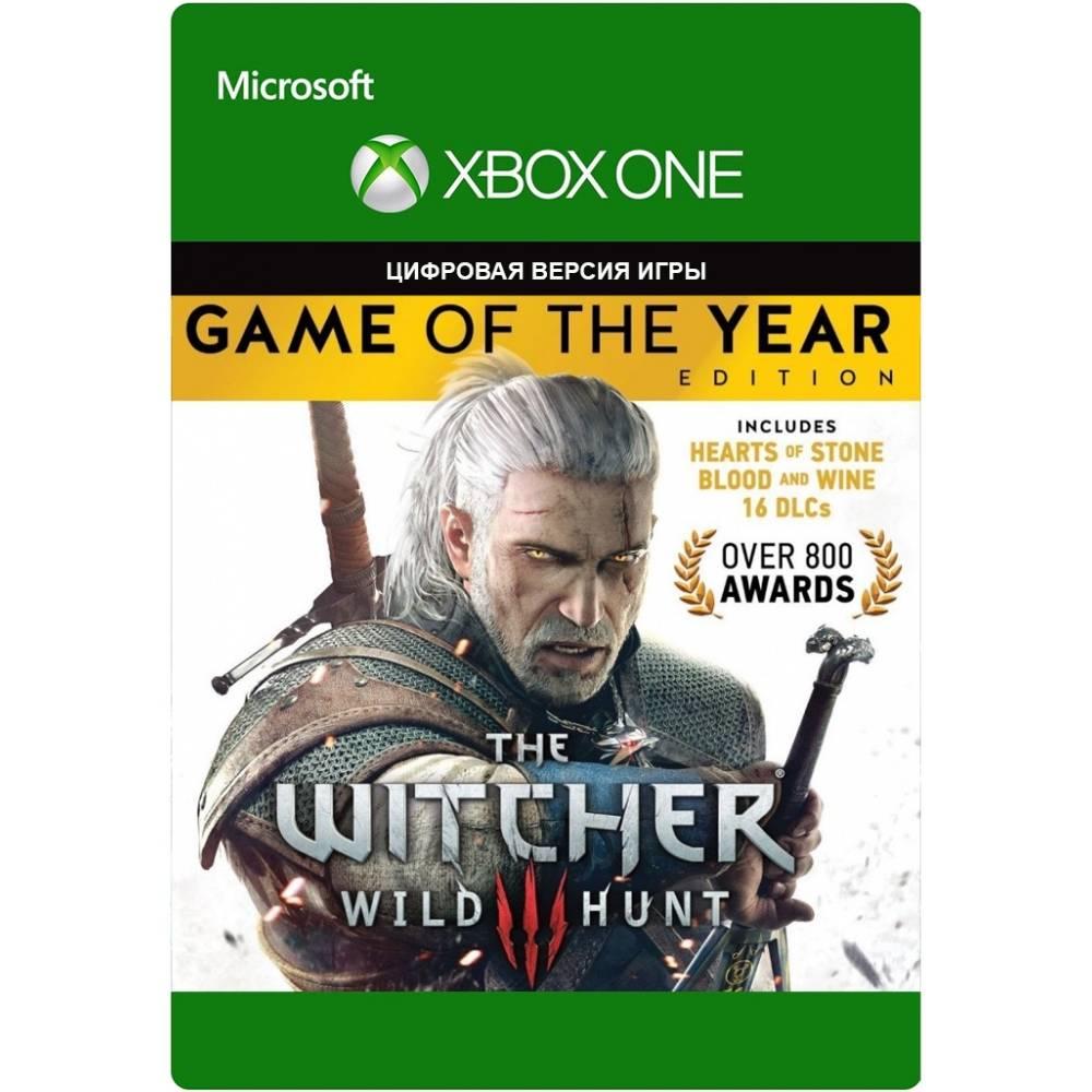 """The Witcher 3: Wild Hunt. Game of the Year Edition (Відьмак 3: Дике Полювання. Видання """"Гра Року"""") (XBOX ONE/SERIES) (Цифрова версія) (Російська озвучка) (The Witcher 3 GOTY Edition (XBOX ONE/SERIES) (DIGITAL)(RU)) фото 2"""