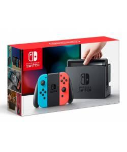 Nintendo Switch (Red/Blue) V2