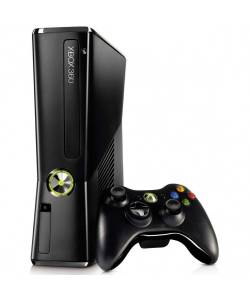 Б/в Microsoft Xbox 360 Sim 250Gb + 35 ігор (Freeboot)