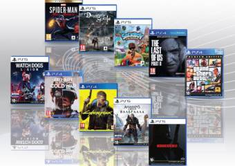 Игры для PlayStation 5